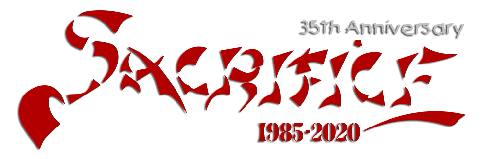 SACRIFICE PROJECT 1985 – 2020